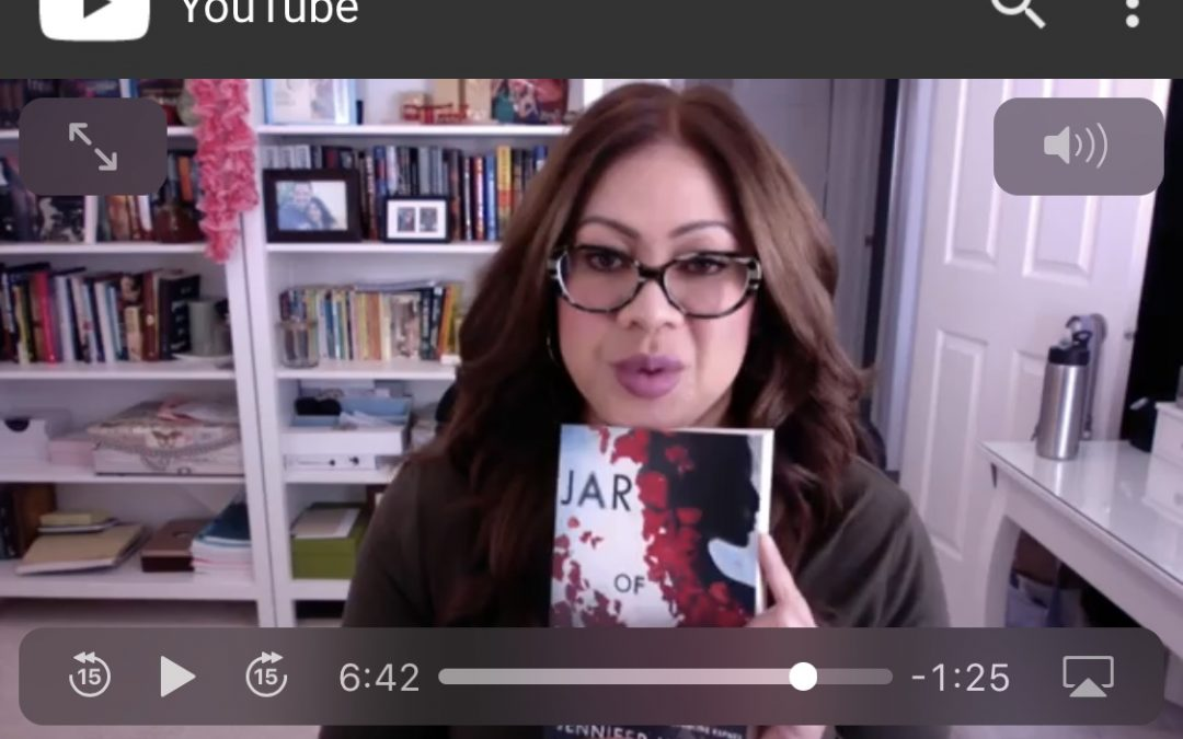 I made a video! And I started a newsletter! And I'm giving away books!