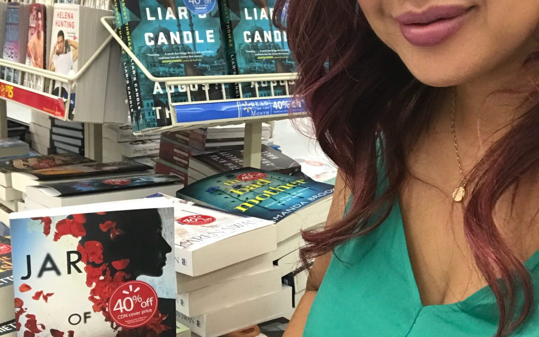 Books in the wild, TV dreams, and New York