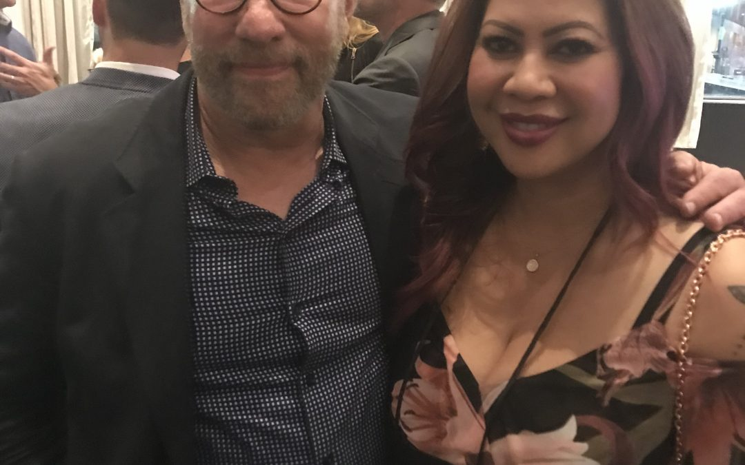 The whirlwind of ThrillerFest and NYC 2018