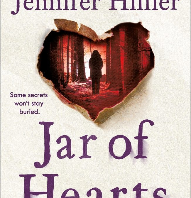 JAR OF HEARTS has a new cover